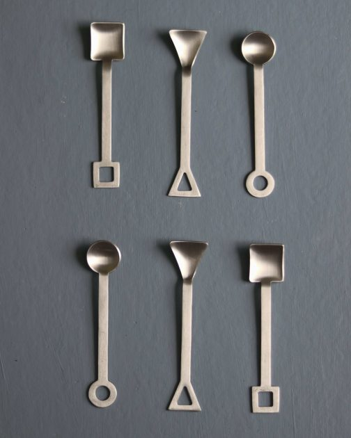 Food Photography- Cutlery- Dessert Spoons- Pune prop store