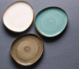 Oval Plates Set