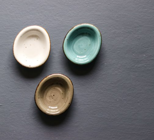 Oval dip bowls- Pune Prop Store