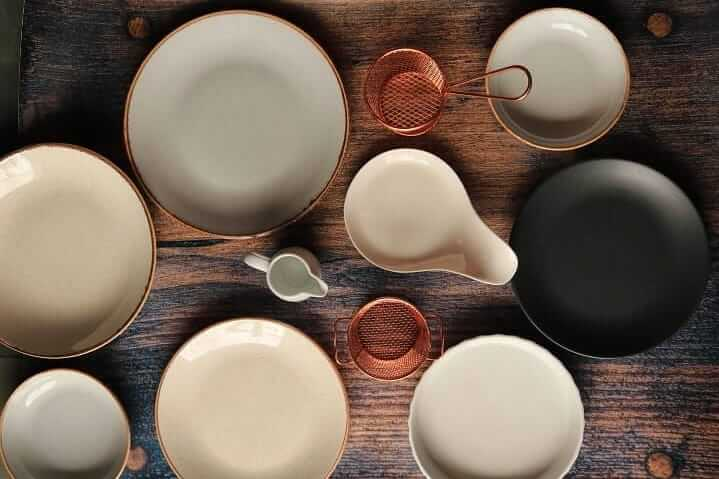 Ceramic Props and Plates on Rent - Pune Prop Store