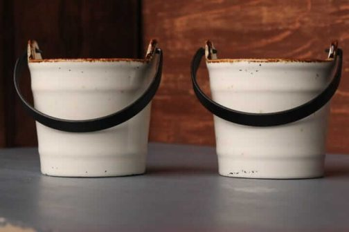 Mini buckets- Serving bucket- Pune prop store