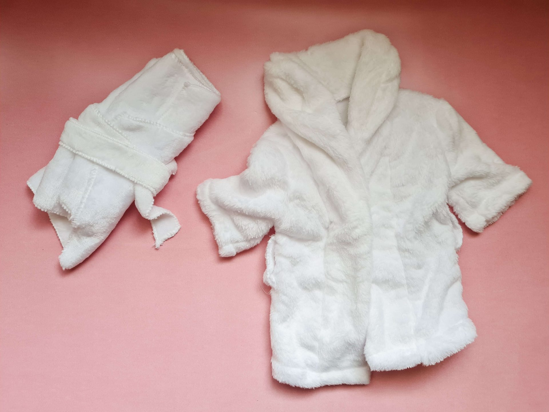 Baby Prop - Bath Robe - Rental Props in Pune