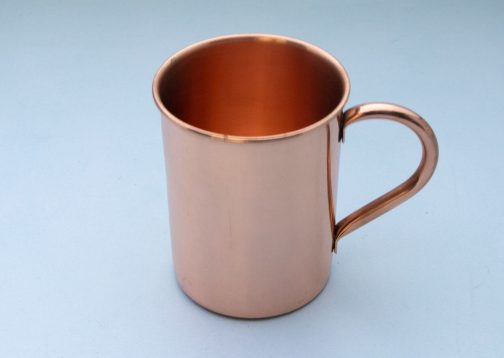 Copper Moscow Mule Mug- Pune prop store