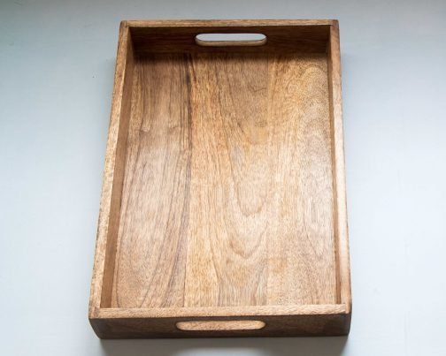 Mango wood tray- Serving tray