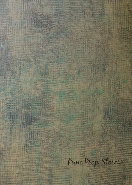 Snake Skin hand-painted backdrop for photography- Pune prop store