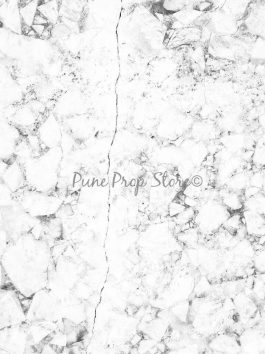 GREY WHITE MARBLE PRINTED BACKDROP