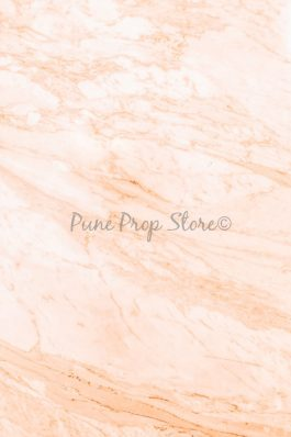 PEACH MARBLE PRINTED BACKDROP