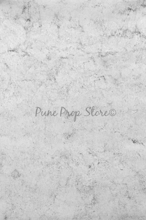Pune Prop Store- Silver Marble Printed Backdrop For Photography