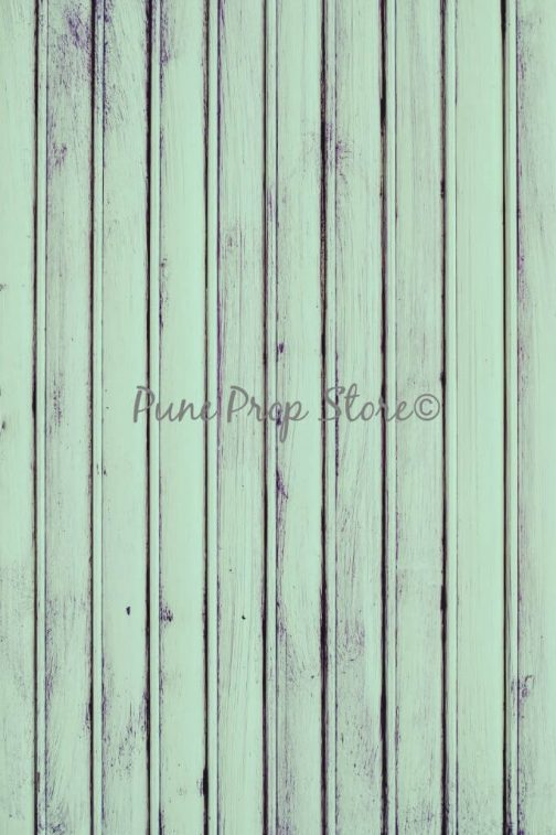 Pune Prop Store- Spring Wood Printed Backdrop For Photography