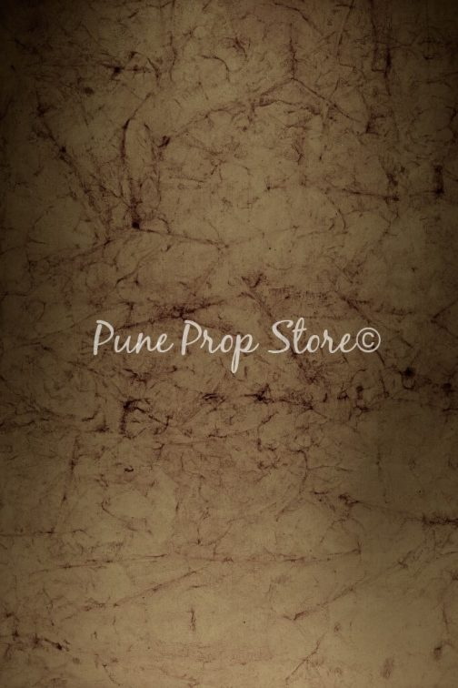 Barley Brown Printed Backdrop For Photography - Pune Prop Store