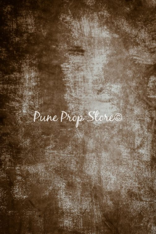 Derby Brown Printed Backdrop For Photography - Pune Prop Store