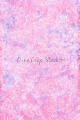 COTTON CANDY PRINTED BACKDROP