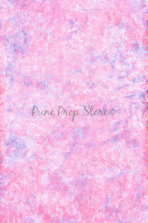 Cotton Candy Printed Backdrop For Photography - Pune Prop Store