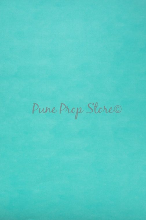 Puerto Rico Blue Printed Backdrop For Photography - Pune Prop Store