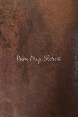 RUSTIC BROWN PRINTED BACKDROP