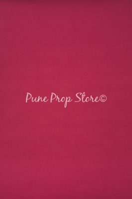 POPPY PINK PRINTED BACKDROP