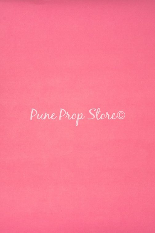 Tickle Me Pink Printed Backdrop For Photography - Pune Prop Store