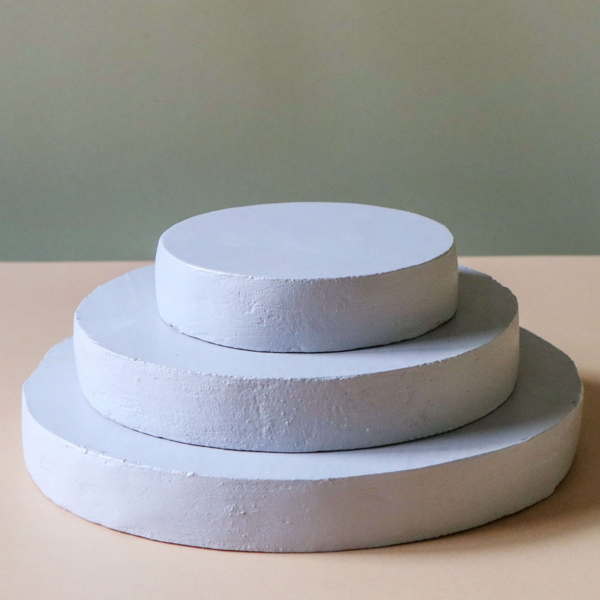 Circle Product Photography Risers - Pune Prop Store